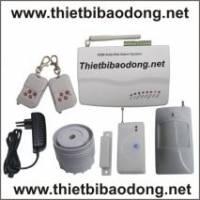 Tủ báo trộm không dây dùng SIM GUARDSMAN GS-3500