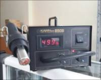 Máy khò nhiệt KAWH 850D có màn hình LED