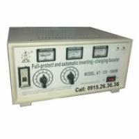 Máy đổi điện và sạc ắc quy KETA (KT-12V-1000W)