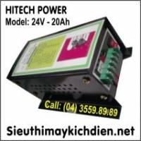 Máy Sạc ắc quy tự động Hitech Power 24V - 20Ah